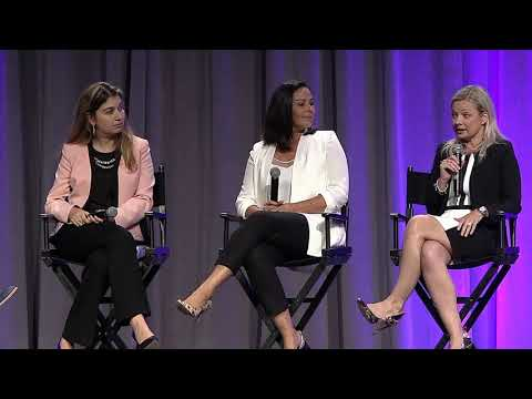 Executive Panel   The Art of Leadership for Women   Vancouver 2018