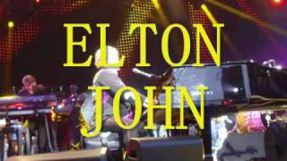 Elton John - Are You Ready for Love? (Live in Sweden 2009)