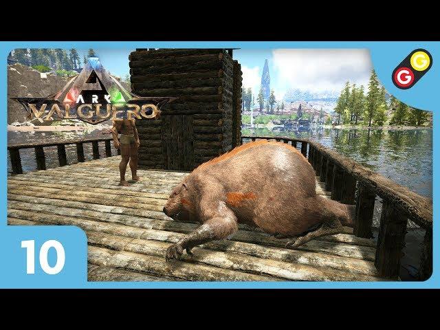 ARK : Survival Evolved - Valguero #10 On part chercher des castors ! [FR]