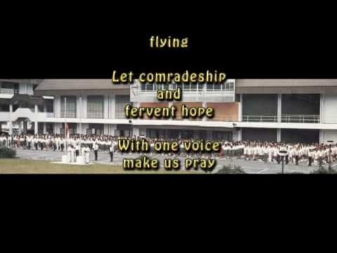 Raffles Institution anthem