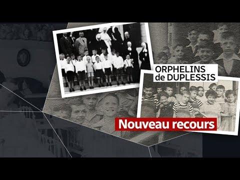 Orphelins de Duplessis : leur nouveau combat