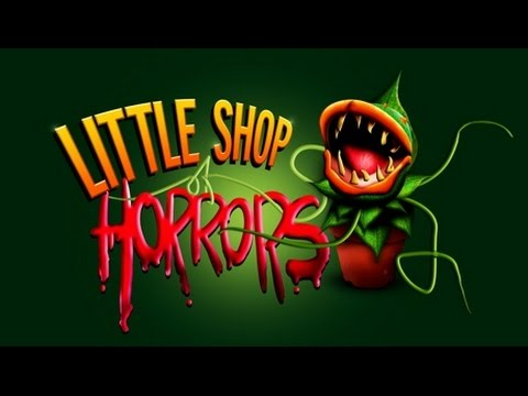 Little Shop Of Horrors UK Tour 2016 Act 1