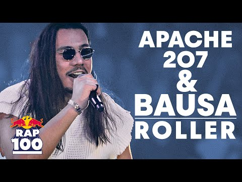 Apache 207 & Bausa – Roller | LIVE | Red Bull Soundclash 2019
