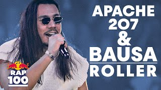Apache 207 & Bausa - Roller | LIVE | Red Bull Soundclash 2019 | Red Bull Rap Einhundert