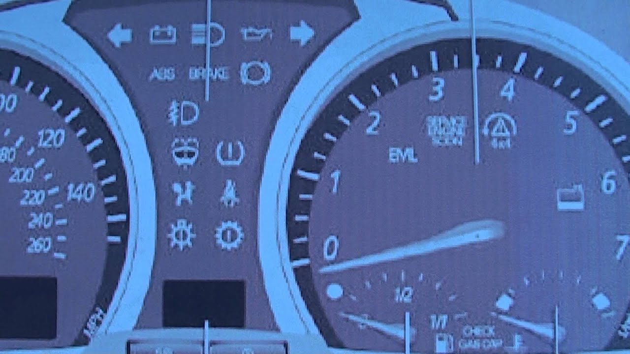 Bmw X3 Dashbaord Warning Lights Amp Symbols Diagnostic