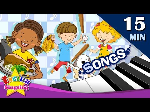 Do Doing Did | What are you doing?+More Kids Songs | English songs for Kids