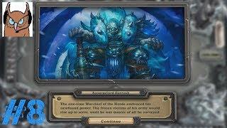 Hearthstone - Knights of the Frozen Throne: Warrior Vs Lich King! (6/9)