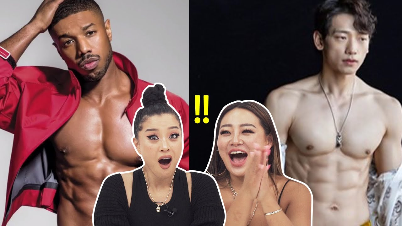 Now Who's the Sexiest Here? West VS Asia [OMG | EP06]