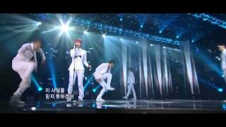 [HD] [110522 SBS popular song] B2ST BEAST (The Beast) - The Fact