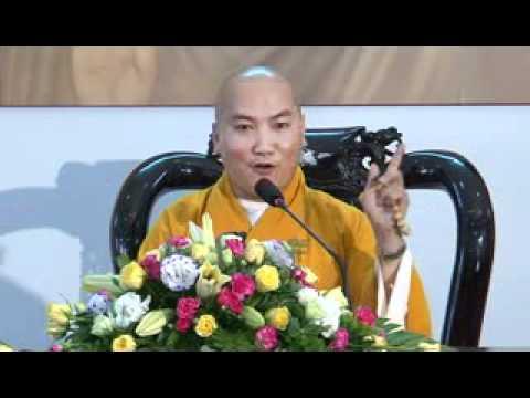 Tha Thu De Hanh Phuc Den Gan Ta Hon 1/2 - DD Thich Phuoc Tien