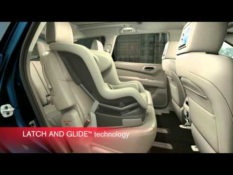 Pathfinder's EZ Flex Seating System with LATCH AND GLIDE tec
