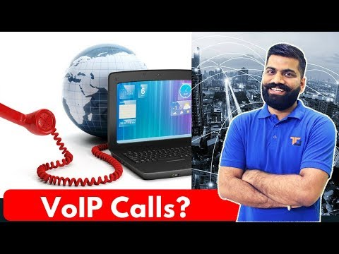 How VoIP Works? Free Calls With Internet? Internet Telephone