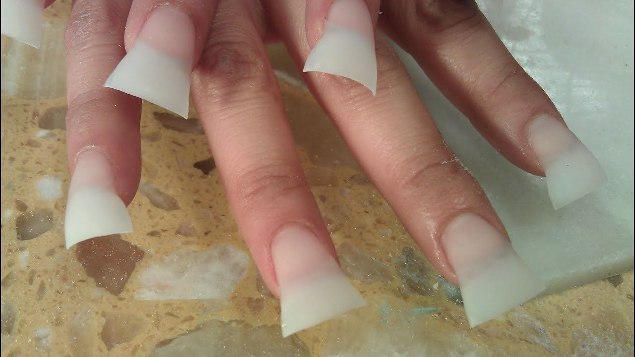 How To Fat Duck Nails Part 1of 4