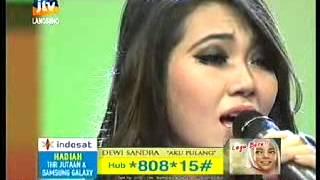 Jamin Rasaku   Via Vallen   Om Menara - Stasiun Dangdut JTV