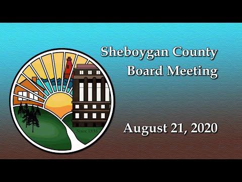 County Board 08182020