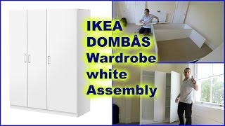 How to adjust the ikea pax wardrobes doors imazi for Ikea guardaroba dombas