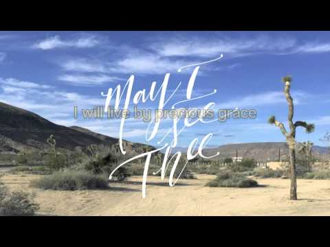 May I See Thee (Lyrics Video) - Jesse Chan