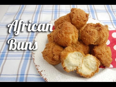 African buns (Crunchy fritters) thumbnail