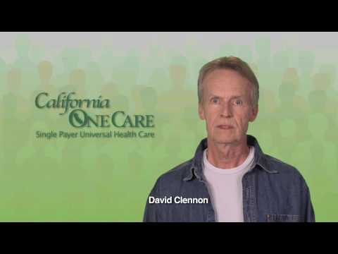 David Clennon for California OneCare