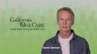 David Clennon for California OneCare
