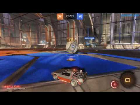 Rocket League: First Game of Rumble [Raw Stream]