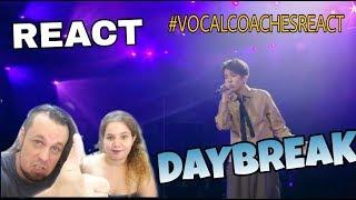 Baixar VOCAL COACHES REACT: DIMASH - DAYBREAK (SINGER 2017)