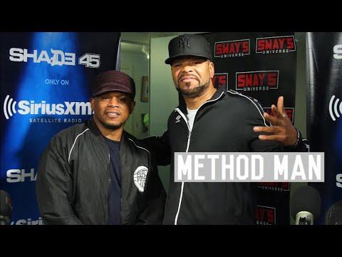Method Man Discusses Season 2 of TBS' 'Drop The Mic'