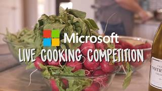 Microsoft Cooking Competition