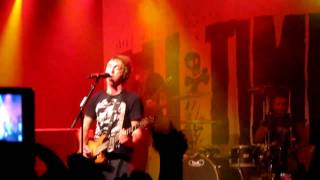 All Time Low Debaser Medis Stockholm Aug 16 2010 Stella