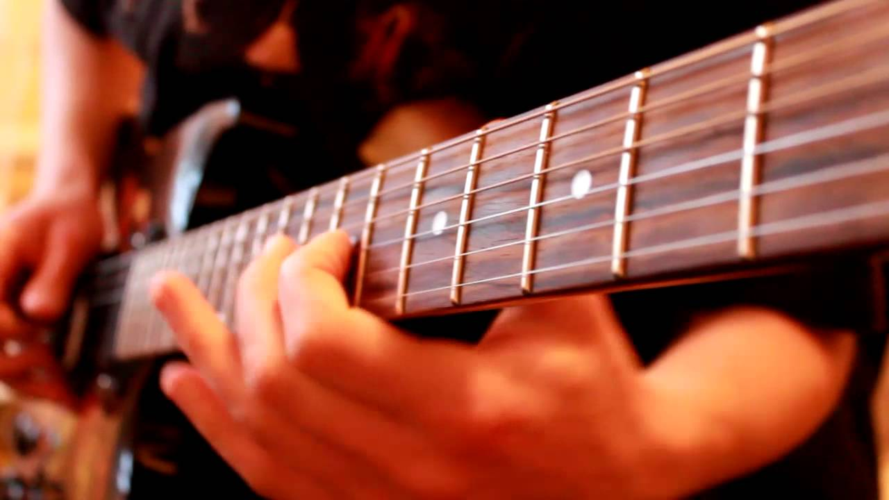 Happy Birthday To You Solo Guitar Rock Metal Cover Tab Youtube