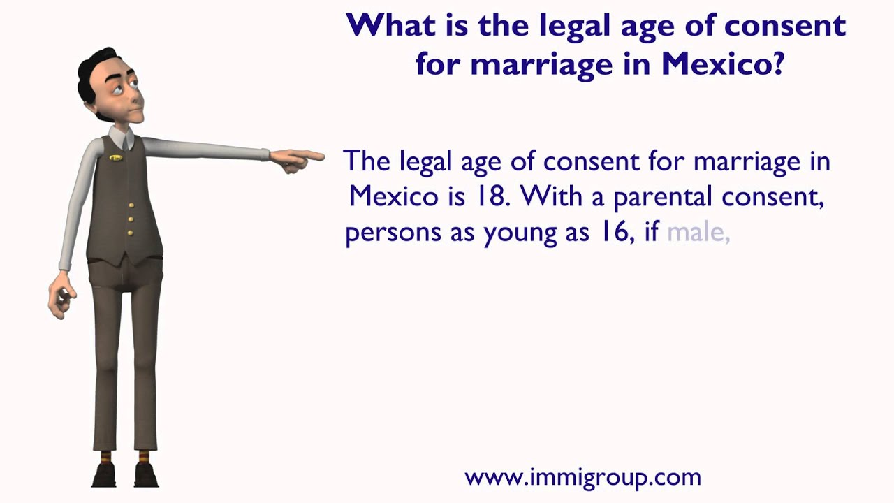 What Is The Legal Sex Age 3