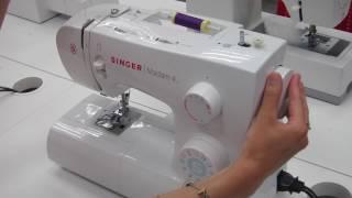Voici une vidéo qui vous expliquera comment utiliser une machine à coudre! Savoir enfiler la canette, enfilage de l'aiguille et enfilage de la canette ! Pour plus ...