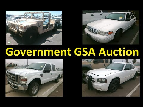 Gsa Auto Auctions >> Government Gsa Wholesale Auction Dealer Only Cheap Cars