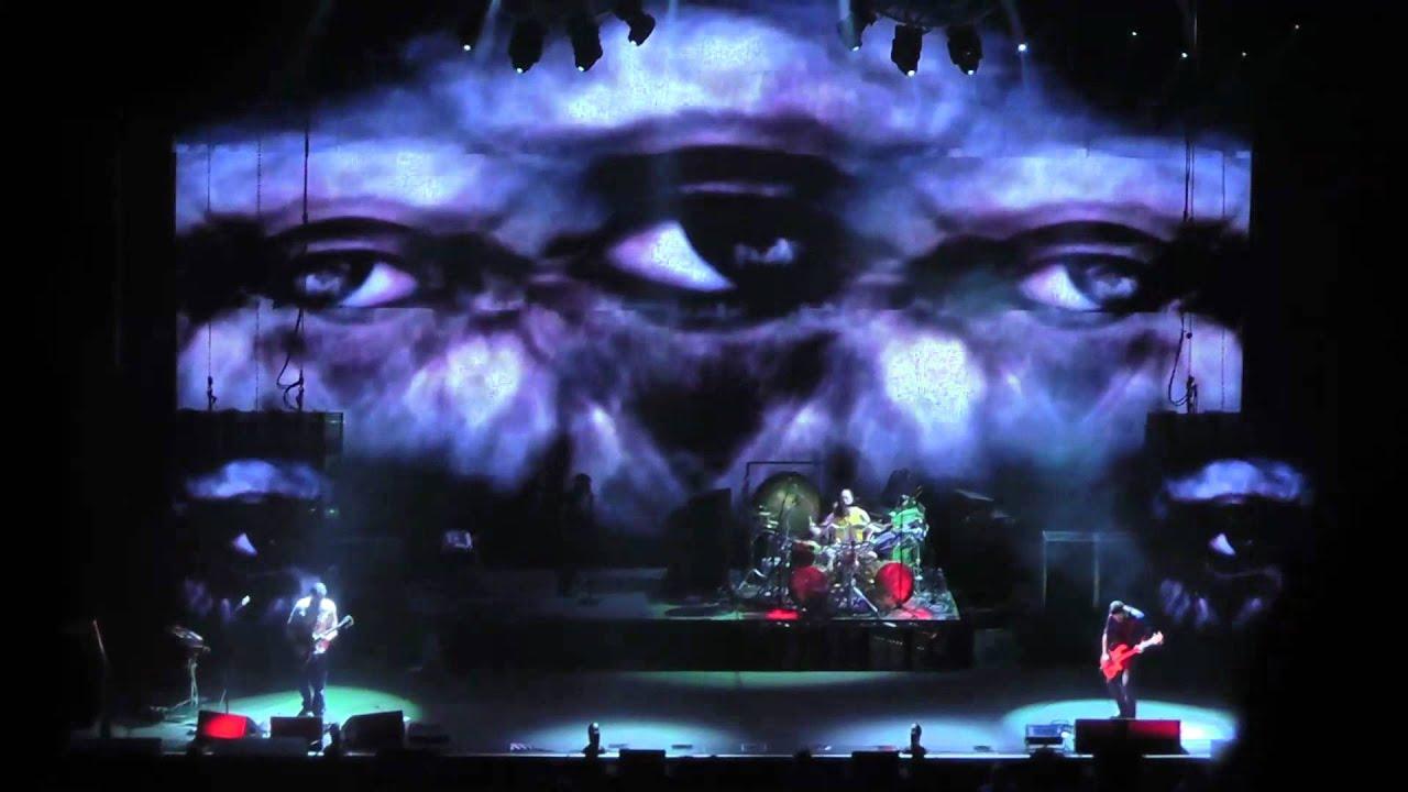 Tool Forty Six 2 Live Boston Ma January 28th 2012 Td Garden 1080 Hd Youtube