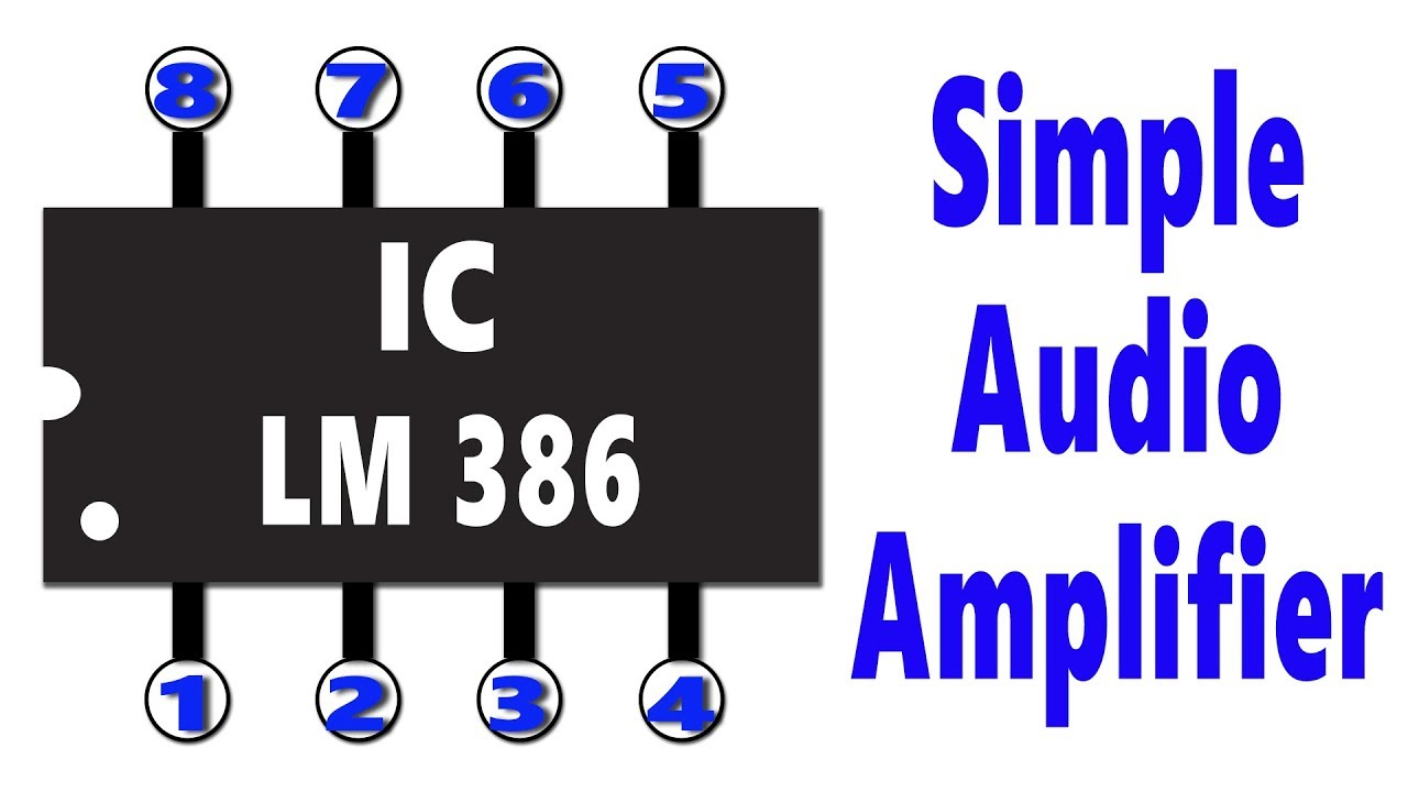 Download 1175 Mb How To Make Simple Audio Amplifier Circuit Circuits