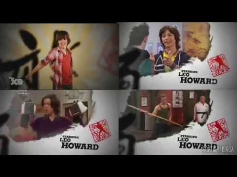 Kickin' It - Theme Song - Seasons 1-4 (HD)