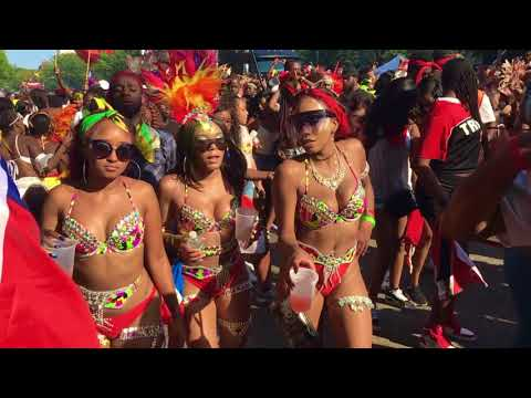 West Indian Day Parade 2017 Brooklyn