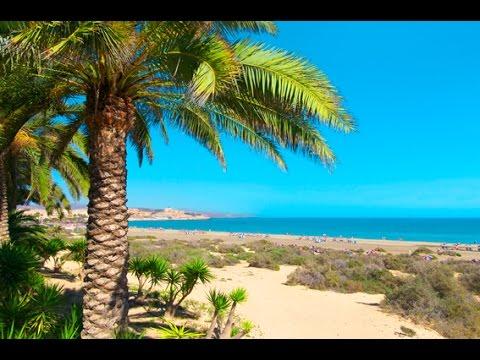 Costa Calma på Fuerteventura