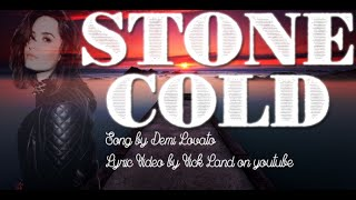 Demi Lovato - Stone Cold Lyrics (HQ Audio + Download Link)