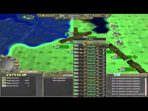 Supreme Ruler 2020 - The African Empire - Part 22  