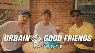 SKATEBOARDER NO 1 DI INDONESIA, SANGGOE TANJUNG.