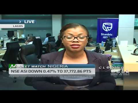 Nigeria all share index closed down 0.47%