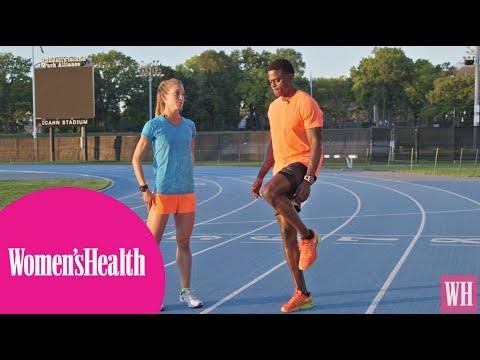 Nike Run Club Warm-Up