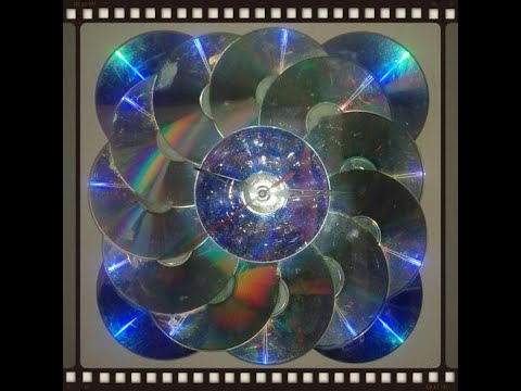 CD'S  WALLCLOCK