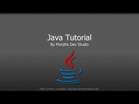 Java Video Tutorial #025 [Deutsch][HD] Grafische