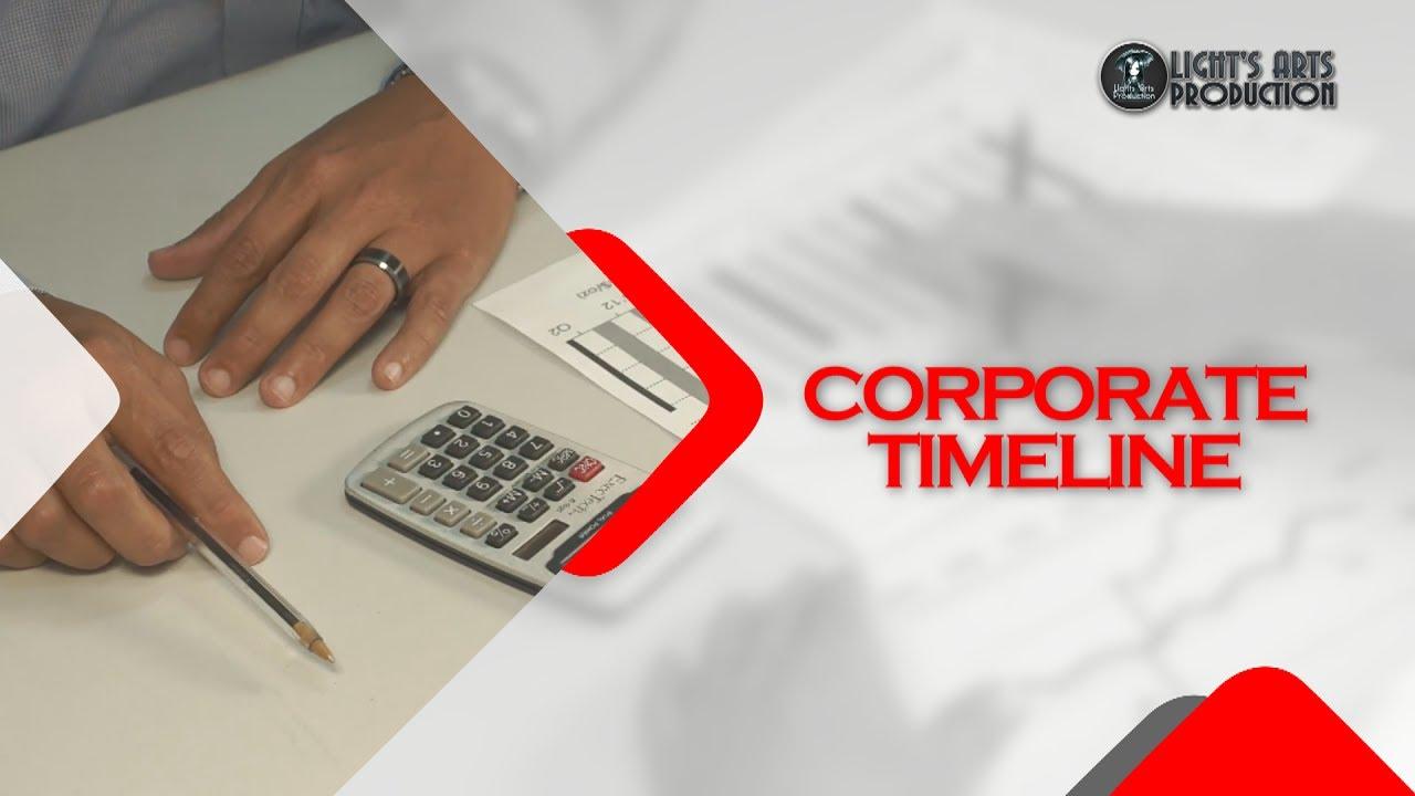 Free Vegas 14 pro Intro Template - Corporate Timeline - YouTube