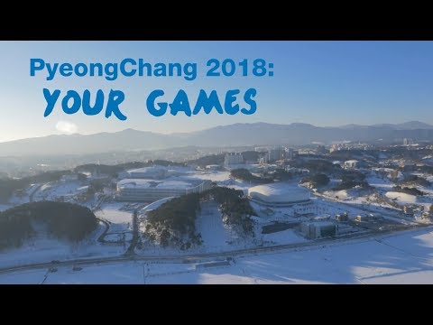 Get Ready for PyeongChang 2018