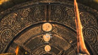 King Olafu0027s Verse Puzzle Answer & SKYRIM: THE GOLDEN CLAW DOOR PUZZLE - Clip.FAIL