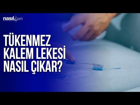 Tükenmez Kalem Lekesi Nasıl çıkar | Püf Noktaları | Nasil.com