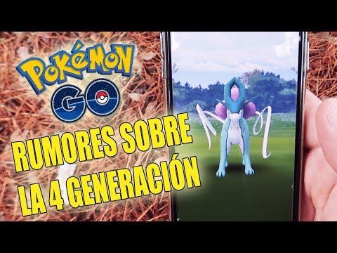 ¡RUMORES sobre la 4 GENERACIÓN y Mi SUICUNE de RECOMPENSA en Pokémon GO! [Keibron]